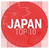 Japan Top 10